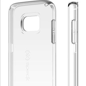 Samsung Galaxy S7 Clear Military-Grade Case